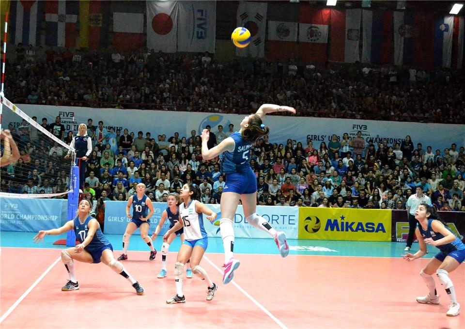 U18 World Volleyball Championships