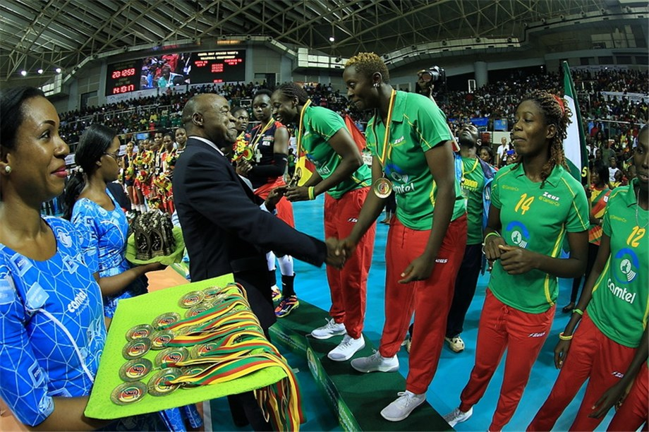 Volleyball Cameroon