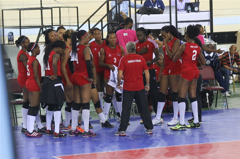 Trinidad volleyball