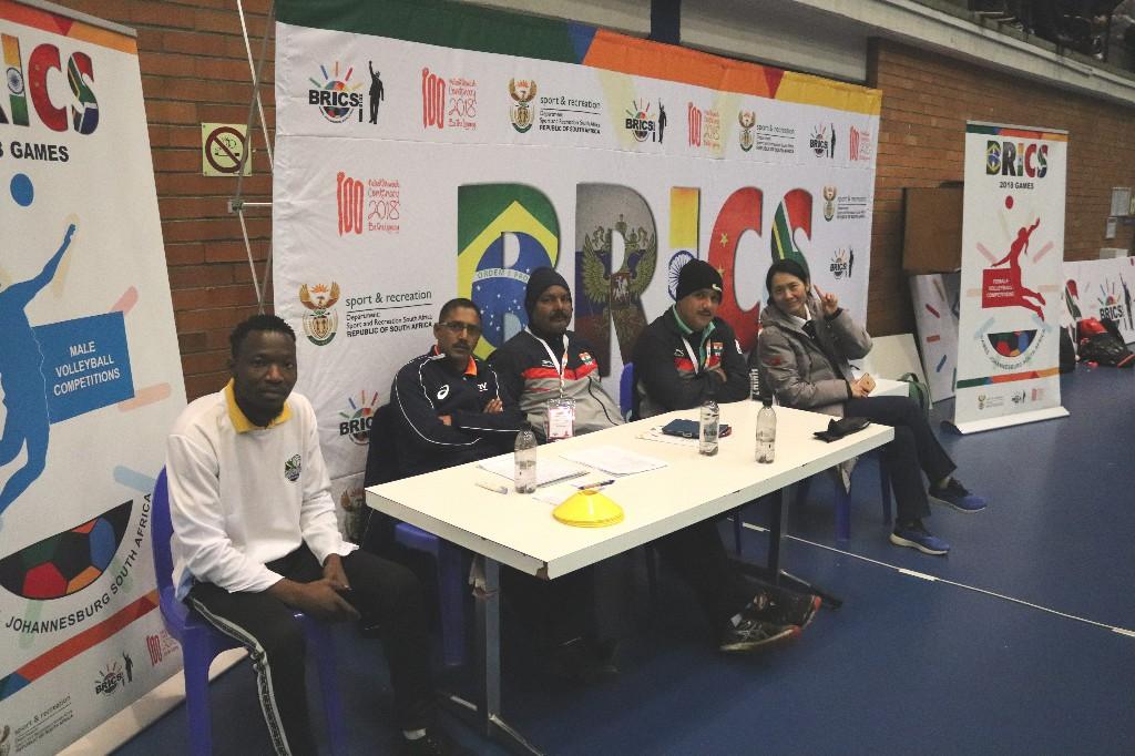 BRICS Games 2018