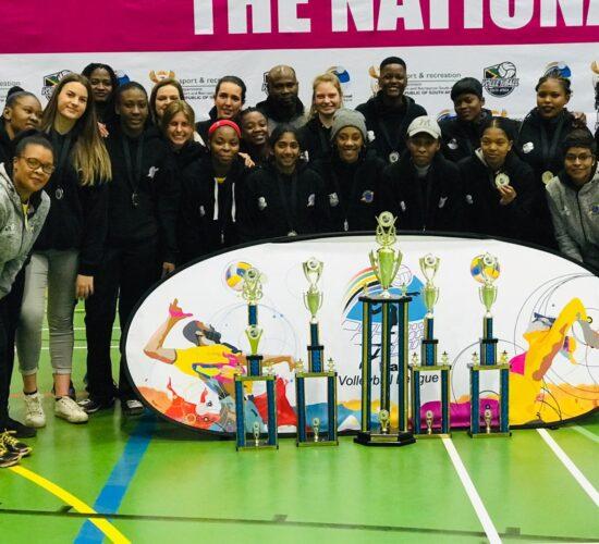 Gauteng Thunderbolts Women's Team 2019