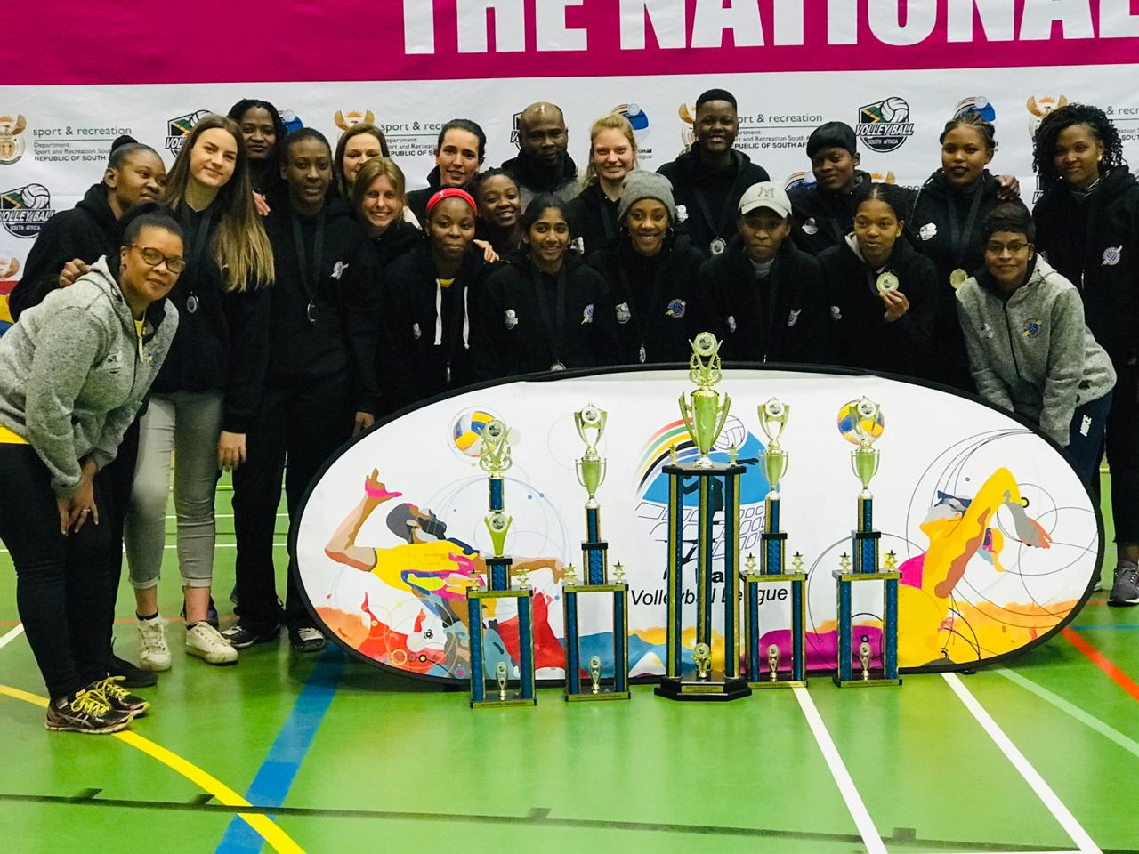 Gauteng Thunderbolts Women's Team 2019