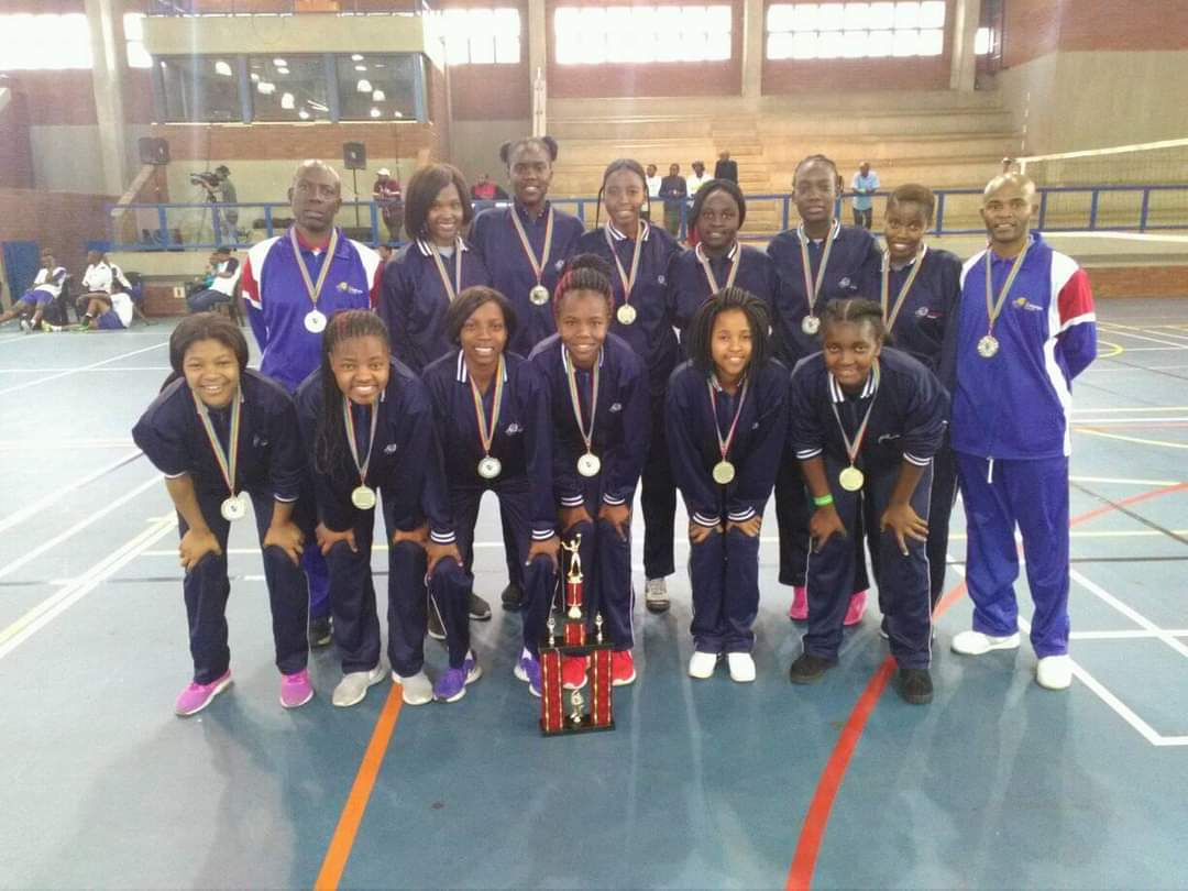 LIMPOPO VOLLEYBALL JUNIOR WOMEN