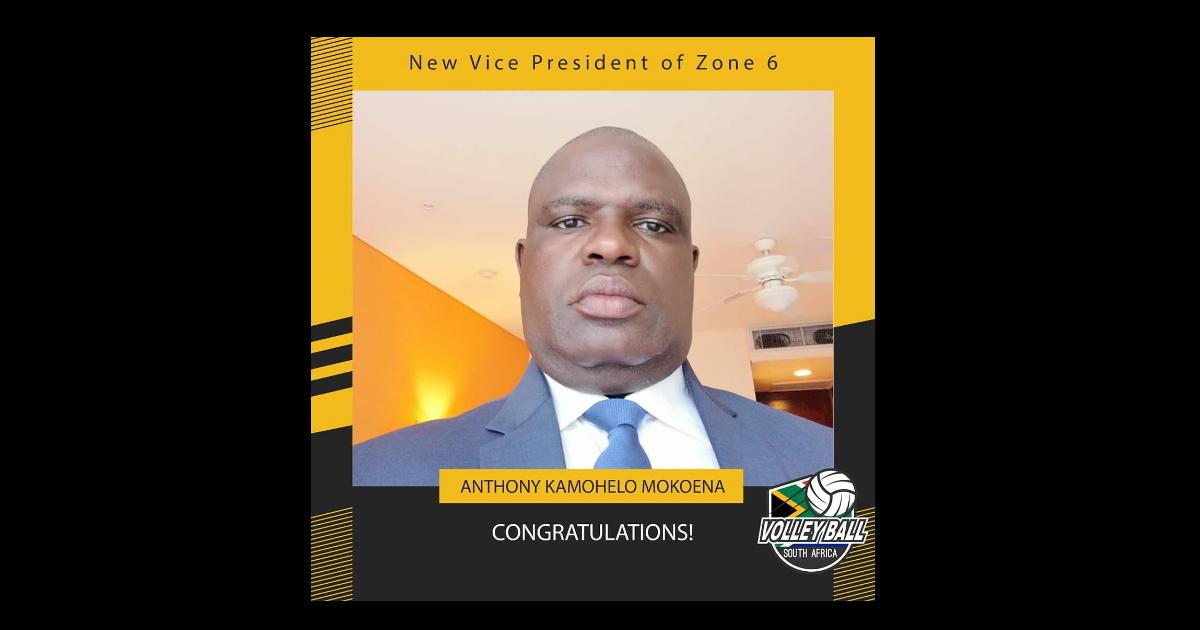 Anthony Mokoena zone 6 vice president
